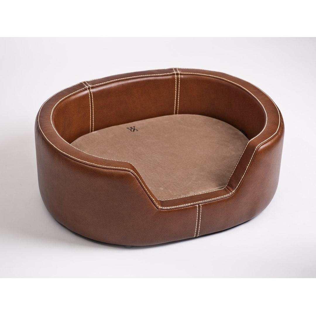 WAIFS & STRAYS 經典名床/寵物床 (棕色)(大)