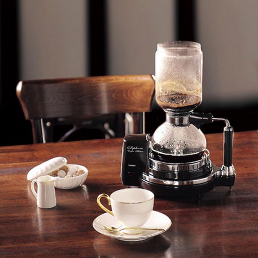 日本 TWINBIRD 電動虹吸式咖啡壺