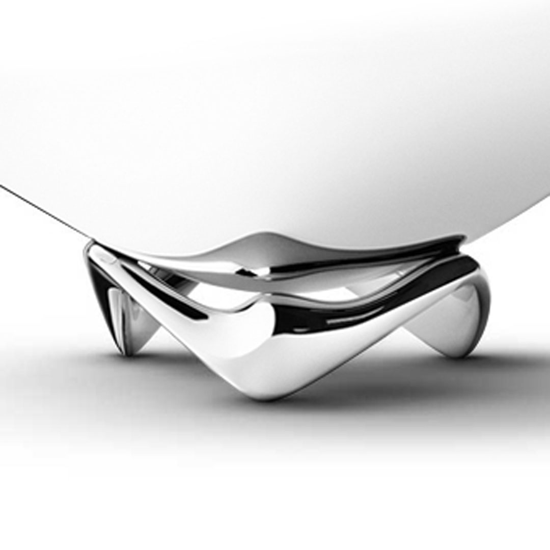 丹麥 Georg Jensen Masterpieces Wave Bowl, HK 系列 波浪置物皿