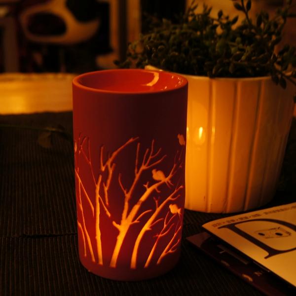 好合苑 Grand Garden 柳燕香氛燭台 甜蜜粉