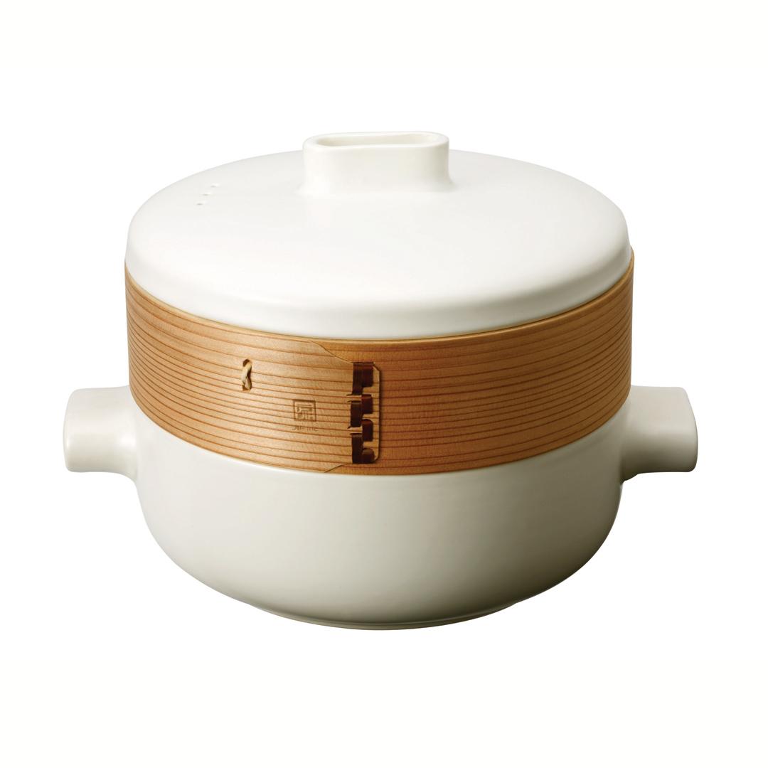 家 JIA Steamer Set Large 24cm 蒸鍋蒸籠 套組 大尺寸,Office for Product Design 設計