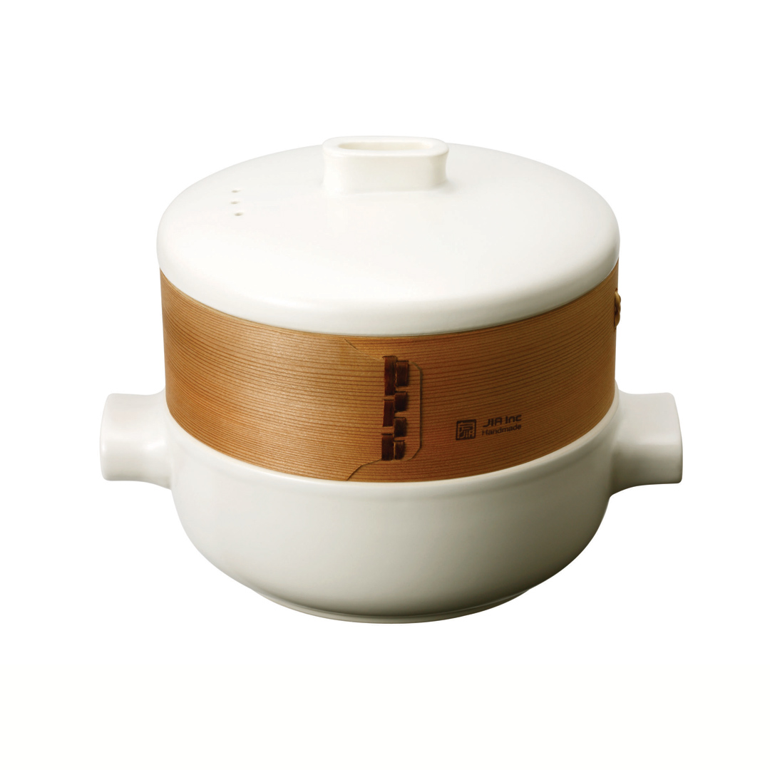 家 JIA Steamer Set Small 18cm 蒸鍋蒸籠 個人套組,Office for Product Design 設計