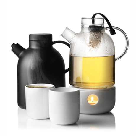Menu Kettle Tea Pot Warmer 奇托系列 燭台保溫底座,Norm 設計團隊 設計