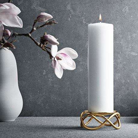 【FINAL CALL】丹麥 Georg Jensen Candle for Masterpieces 蠟燭