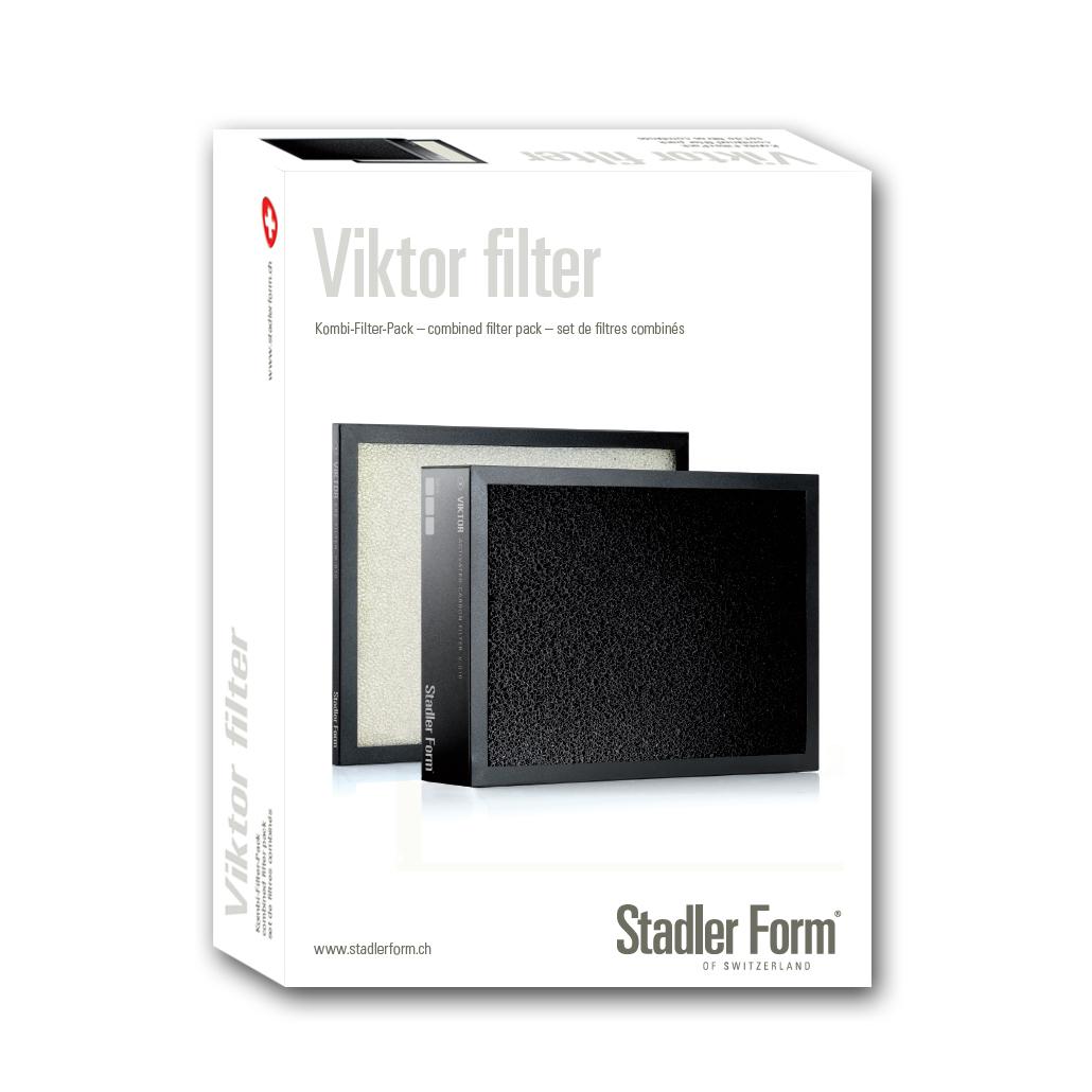 Stadler Form Viktor 空氣清淨機配件(內含前置濾網x1+活性濾碳網x1)