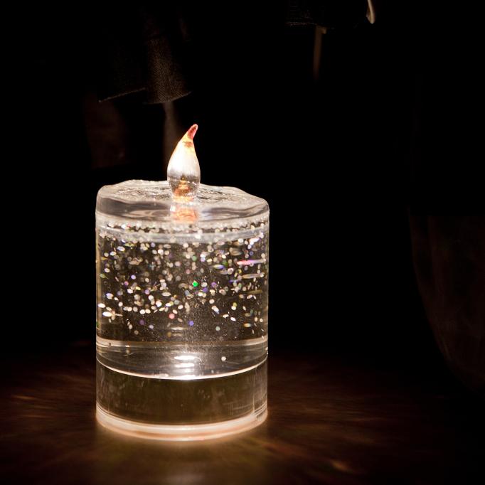 璀璨蠟燭燈