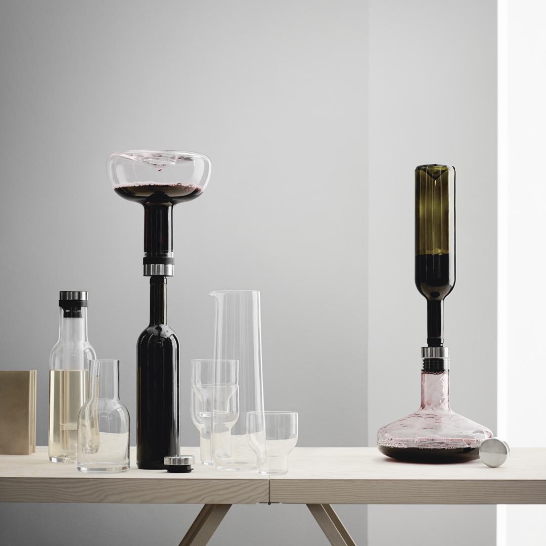 Menu Wine Breather Carafe 呼吸式 醒酒瓶,Norm 設計團隊 設計