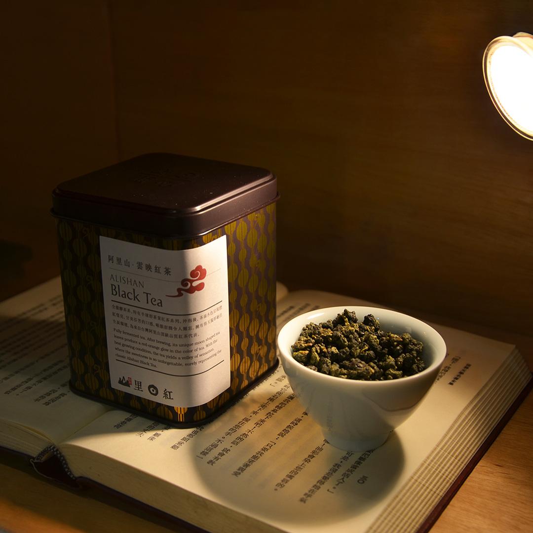 山里日紅 雲映紅茶 75g