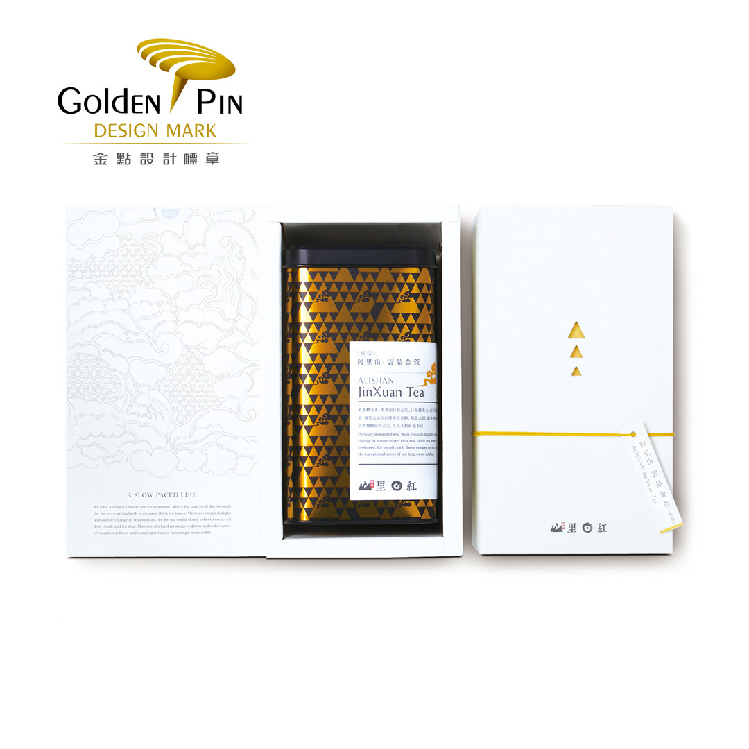 山里日紅 雲品清香金萱 150g
