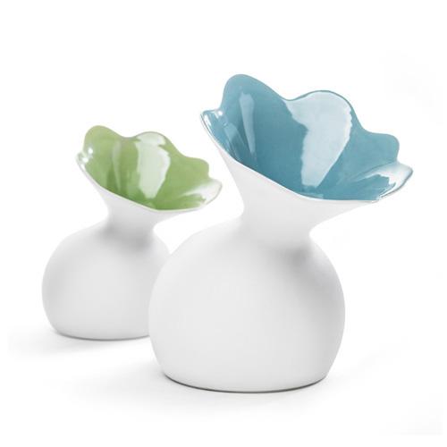 SAGAFORM 百合花瓶(綠S)
