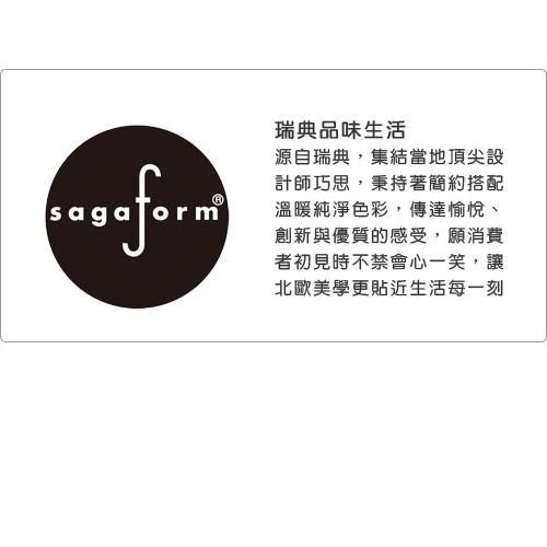 SAGAFORM 竹托+扇形盤(4入)
