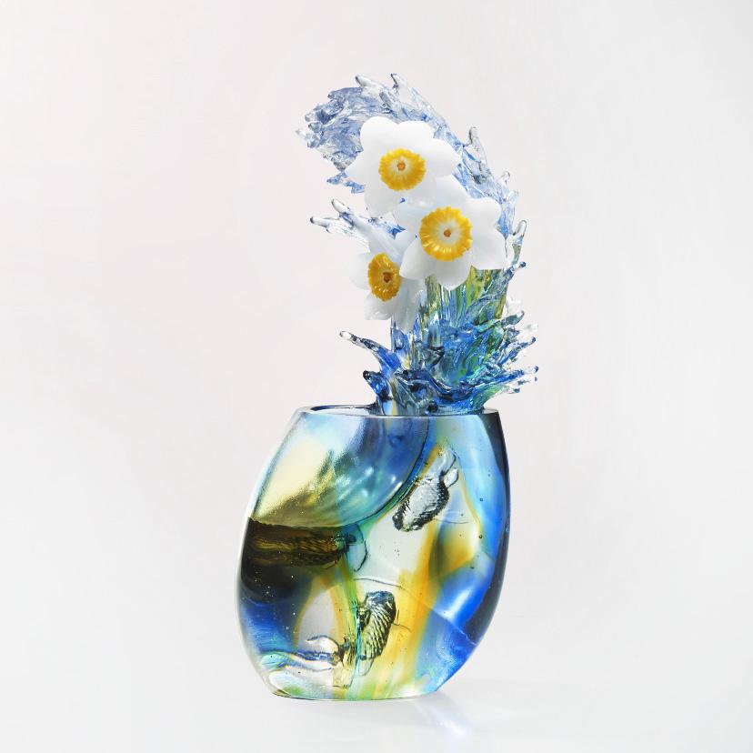 琉園 tittot 典雅風範 (金魚瓶)