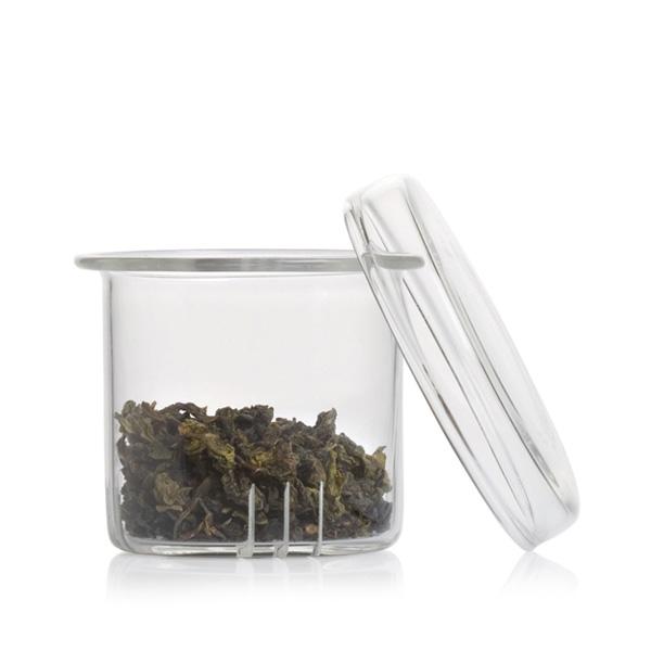 Tea Forte Sontu 玻璃茶葉濾杯 (須搭配SONTU精緻玻璃茶壺使用)