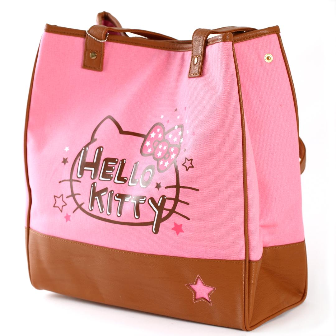 SANRIO Hello Kitty 甜美俏皮側背包