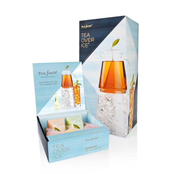 美國 Tea Forte 手沖冰釀茶禮盒組