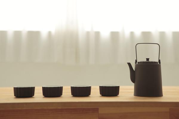 集瓷 cocera 豐與收 1壺4杯組
