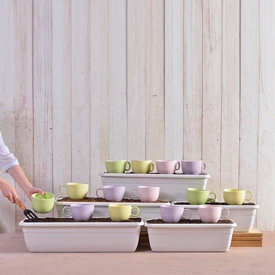 【6/16~8/31期間限定85折優惠】集瓷 cocera 花系列大湯碗 紫色