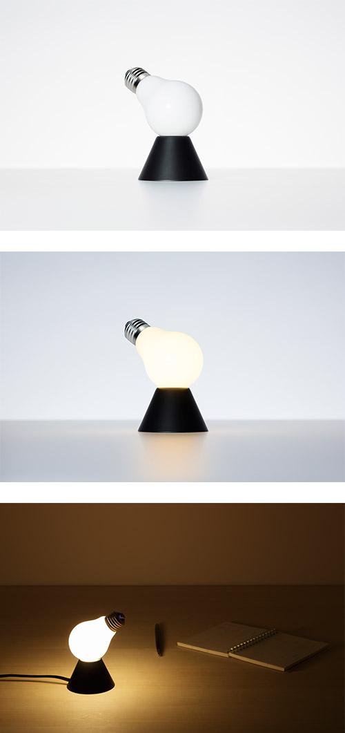 Perrocaliente Lamp/Lamp 燈座 黑