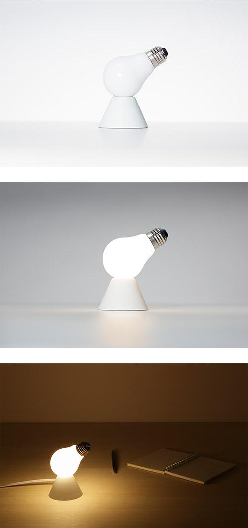 Perrocaliente Lamp/Lamp 燈座 白