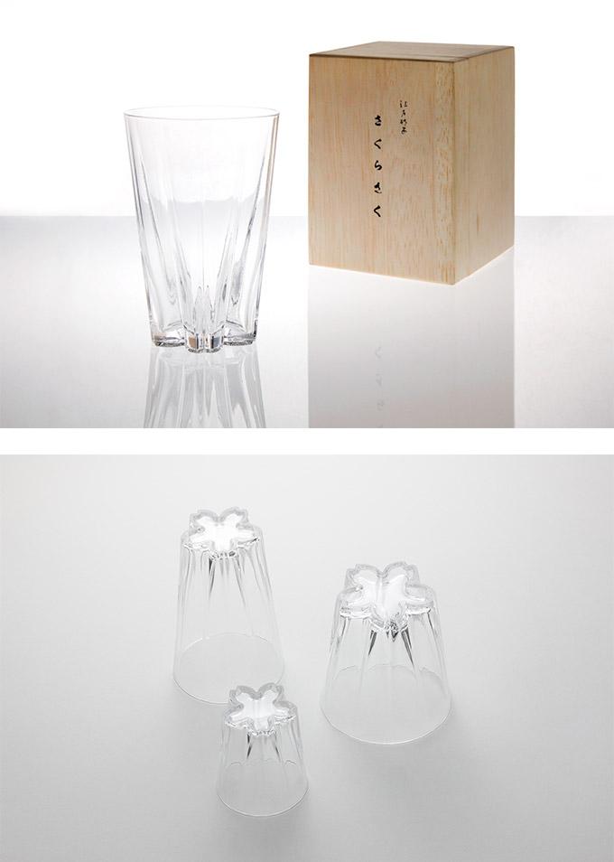 日本 Perrocaliente SAKURASAKU 櫻花杯 一般 透明