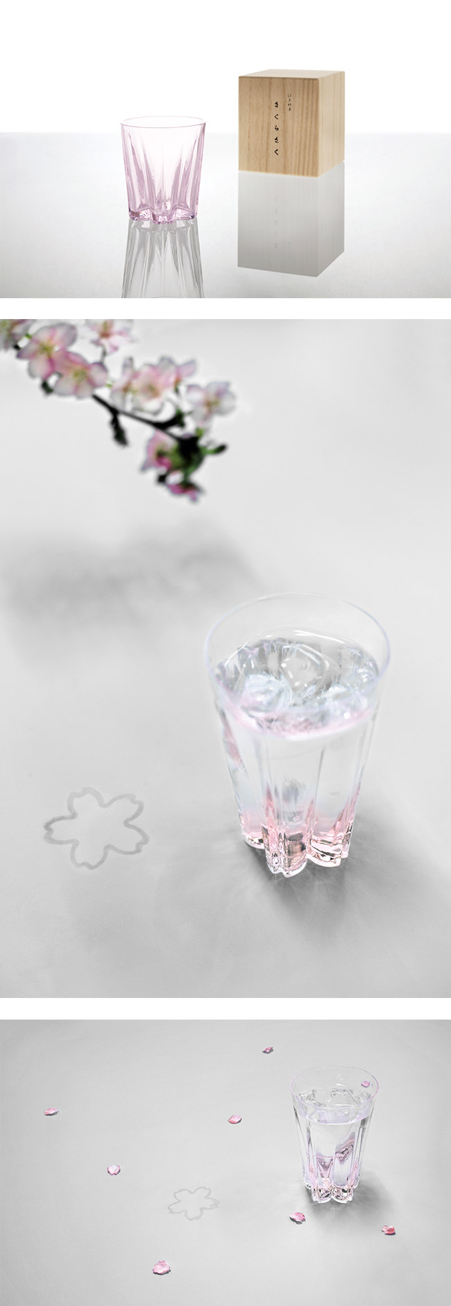 日本 Perrocaliente SAKURASAKU 櫻花杯 清酒杯 櫻花粉