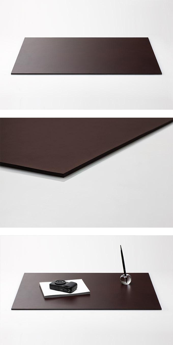 Perrocaliente Leather Desk Mat Series 牛皮墊 大 棕