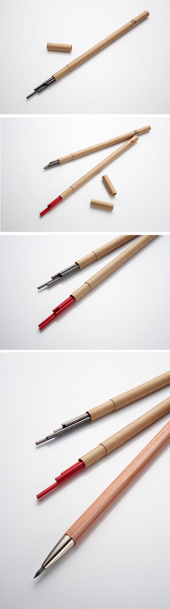 北星大人鉛筆 2mm鉛筆芯 黑 HB