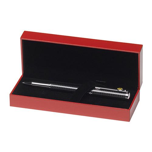 【2/28~3/6夏季贈禮9折優惠】SHEAFFER Ferrari 法拉利 Intensity 鋼珠筆 紅 (附原廠提袋)