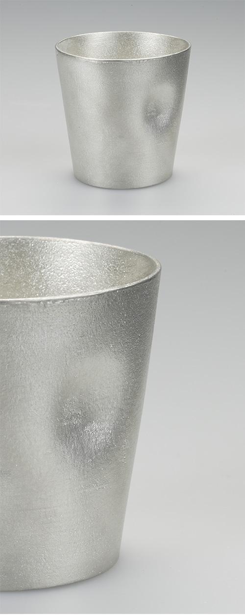 日本能作 純錫手感杯