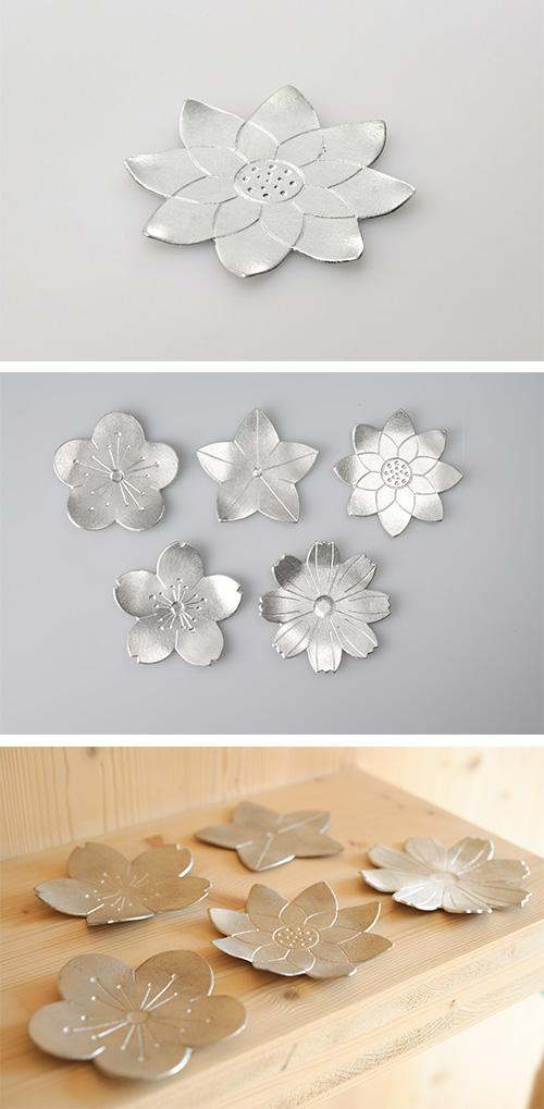 【7/13~8/8父親節現金券回饋】日本能作 純錫花托 蓮花