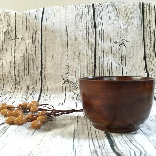 木城工坊 原木木作 天然生漆款 湯碗