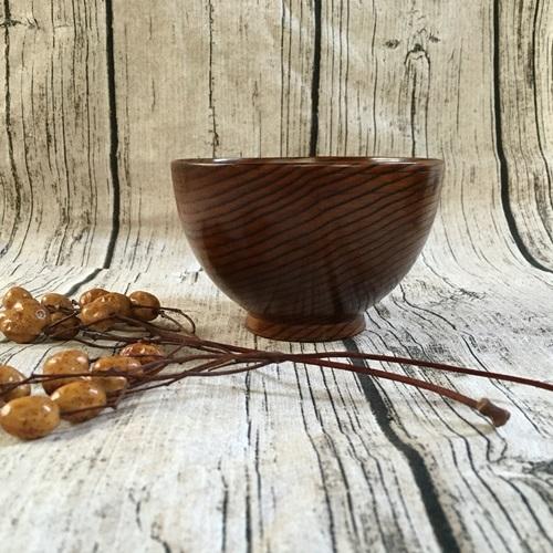 木城工坊 原木木作 天然生漆款 飯碗