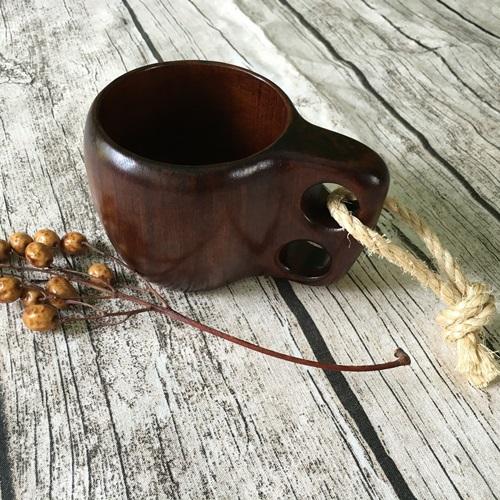 木城工坊 原木木作 杯碗 天然生漆款