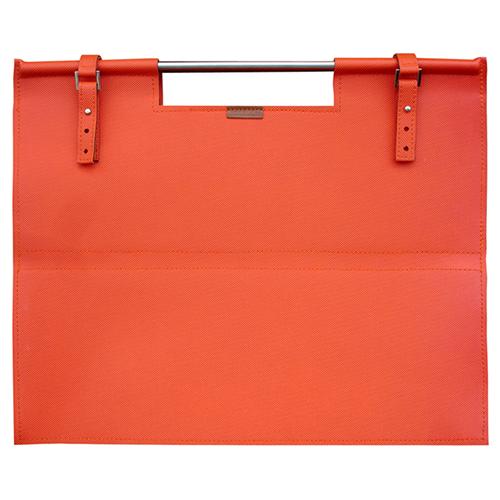 GOODJOB 專業系列 A3提式文件包 橘紅