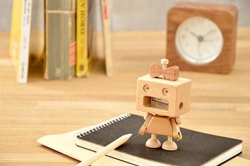 【11/10~12/25聖誕感謝祭 95折】木匠兄妹 機器人削筆器 Roboni