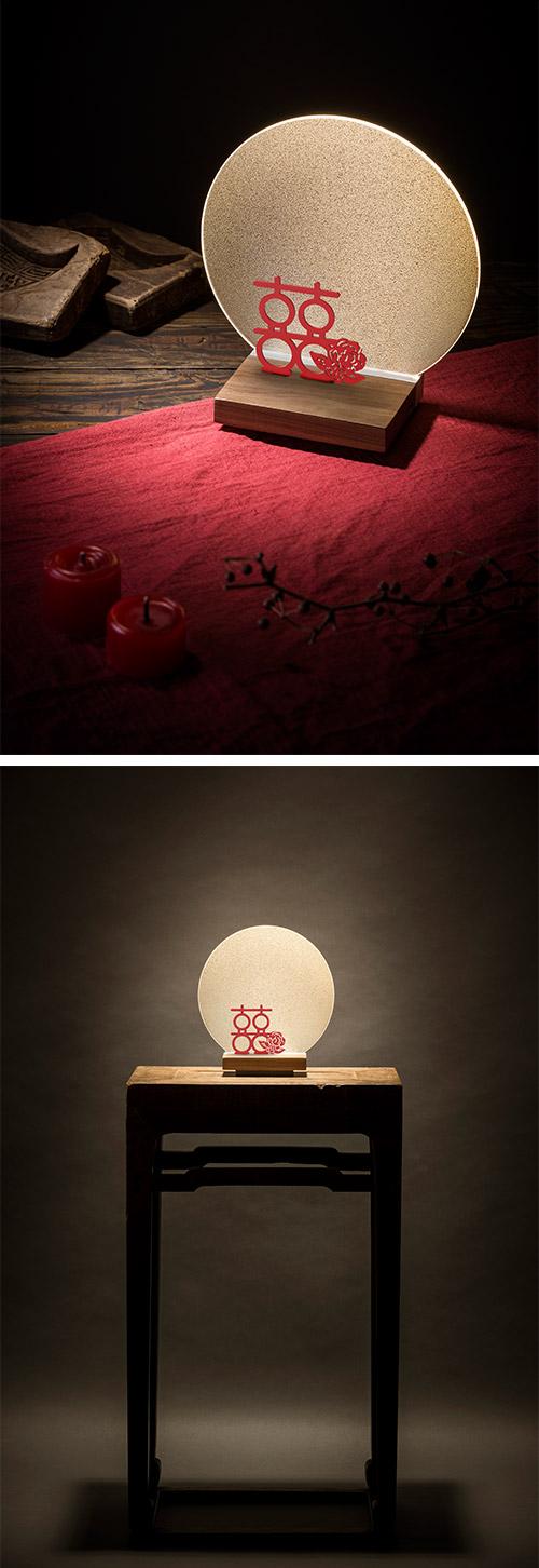 【6/25~7/1春季特選品特價】Xcellent LED 情境燈飾 喜月