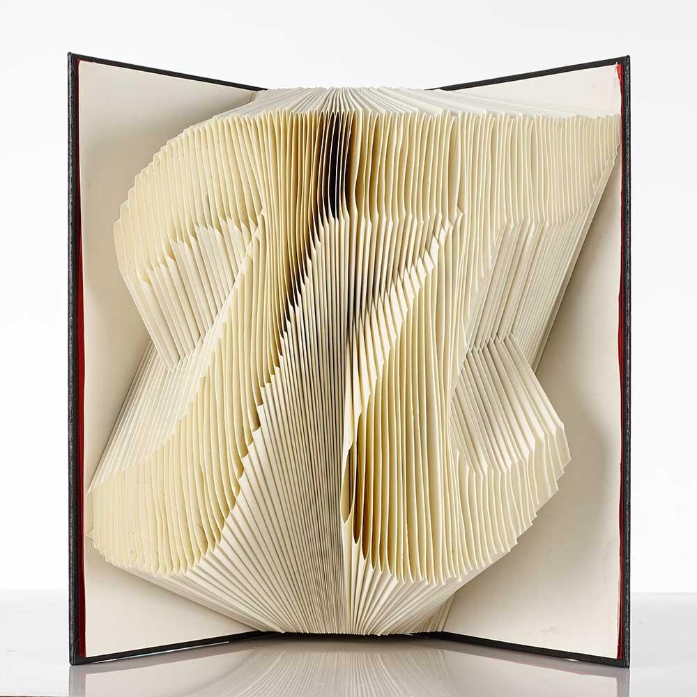 賽先生科學工廠 3D摺紙筆記本 (七種圖案包含在同一本)