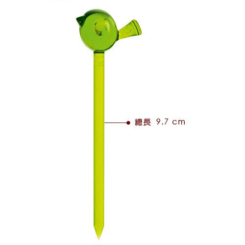 節慶派對佈置館 KOZIOL 樹梢小鳥短叉8件(綠湖藍桃)
