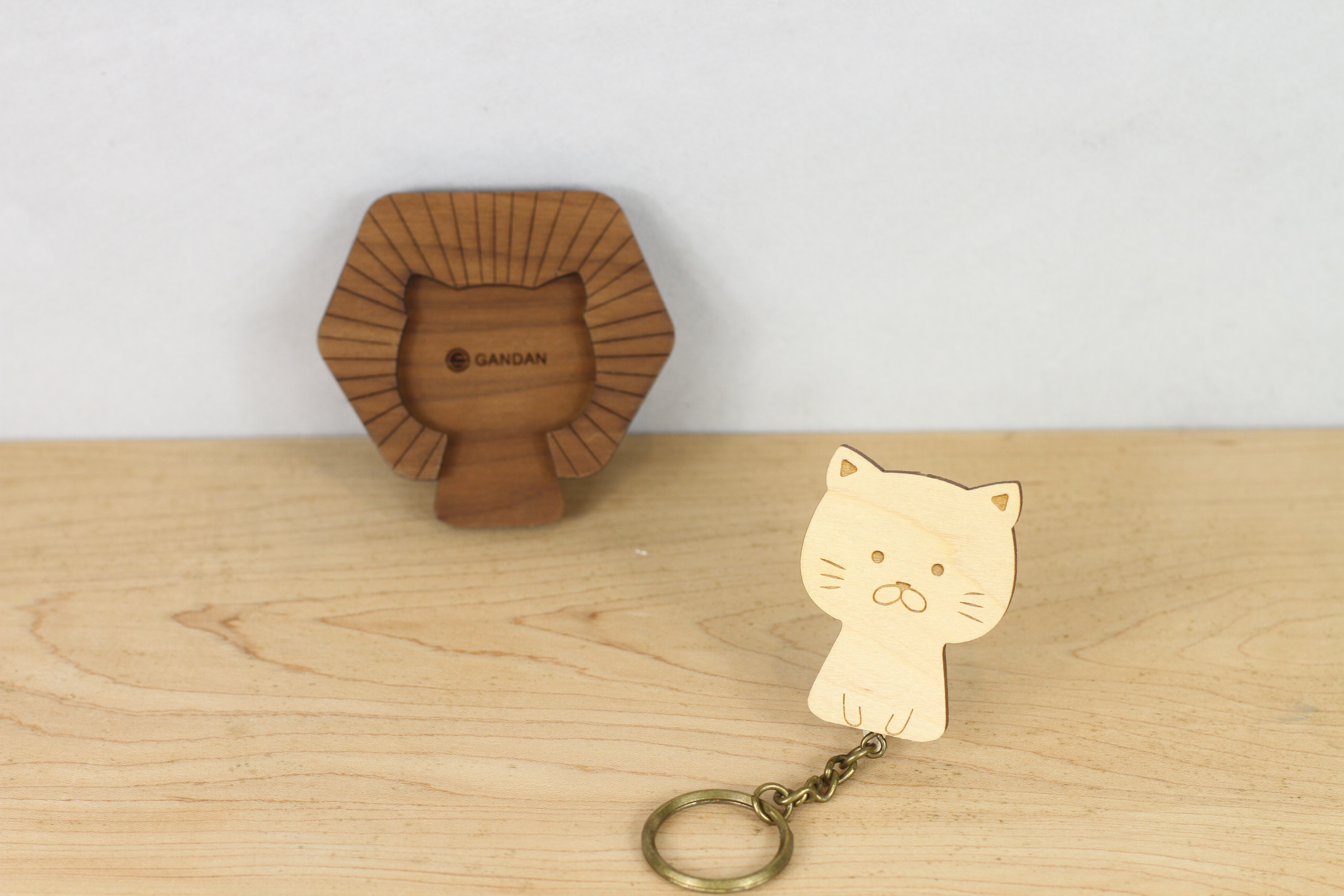 甘丹 Key House 獅子貓