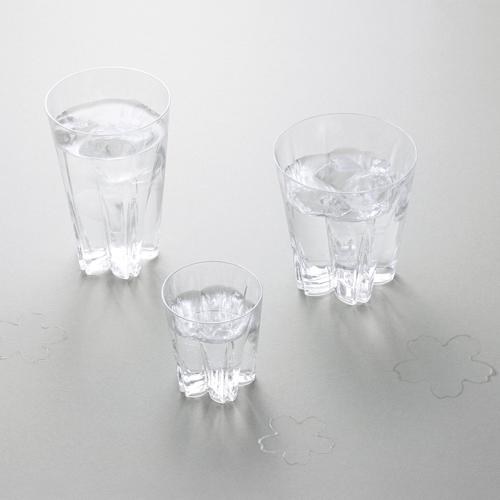 日本 Perrocaliente SAKURASAKU 櫻花杯 威士忌杯 透明