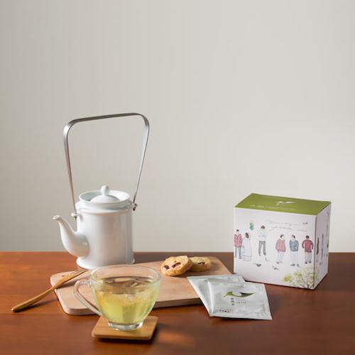 Teascovery 發現茶 30秒冷泡茶 品初綠茶20入口碑款