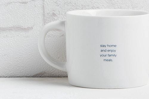 商品細節看這裡:綿羊媽媽馬克杯的幸福箴言