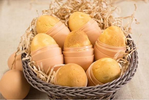 木匠手作 蛋是鳳梨酥 (10入/盒)