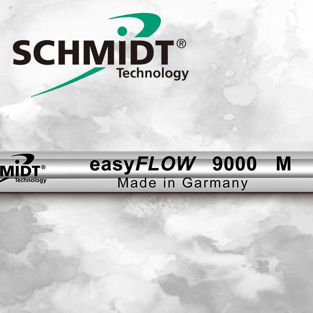 TA+d  史密特easyFLOW 9000-筆芯-黑