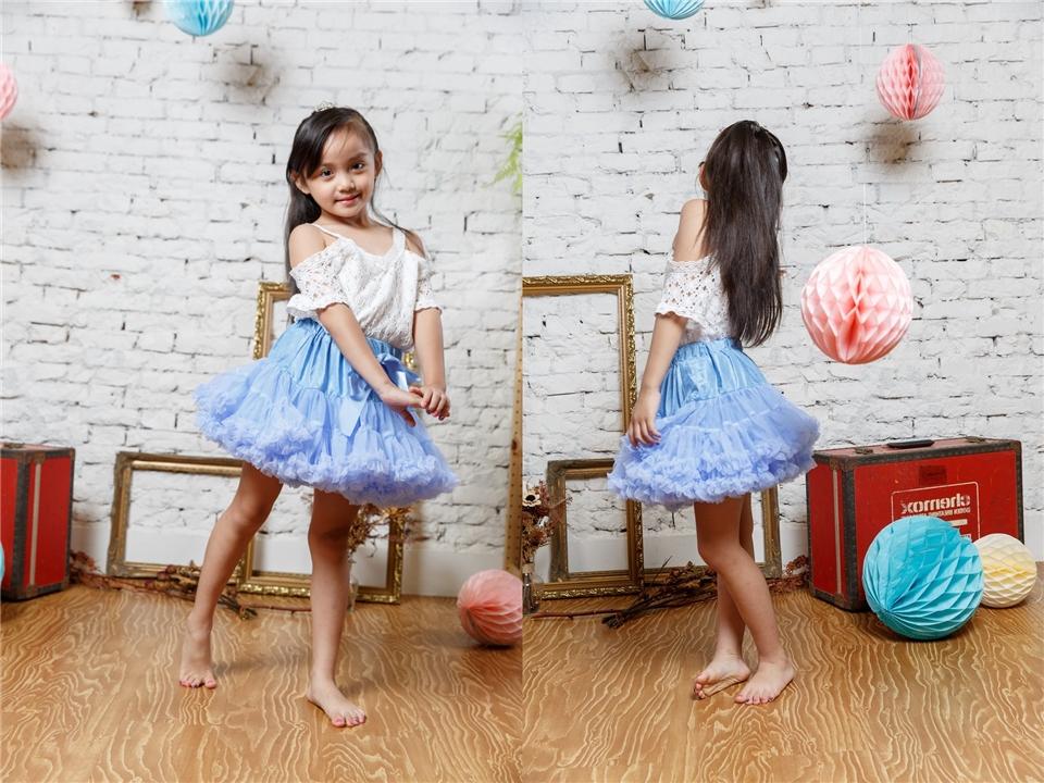 日安朵朵 女嬰童蓬蓬裙夢幻禮盒 - 灰姑娘 2-4歲(90cm)