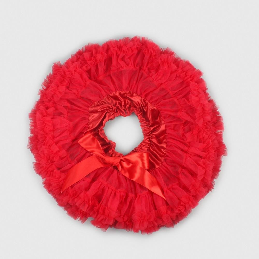日安朵朵 女嬰童蓬蓬裙夢幻禮盒 - 小紅帽 7-8歲(120cm)[預購]