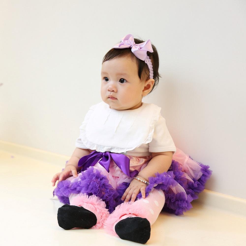 日安朵朵 女嬰童蓬蓬裙夢幻禮盒 - 葛麗特 7-8歲(120cm)[預購]