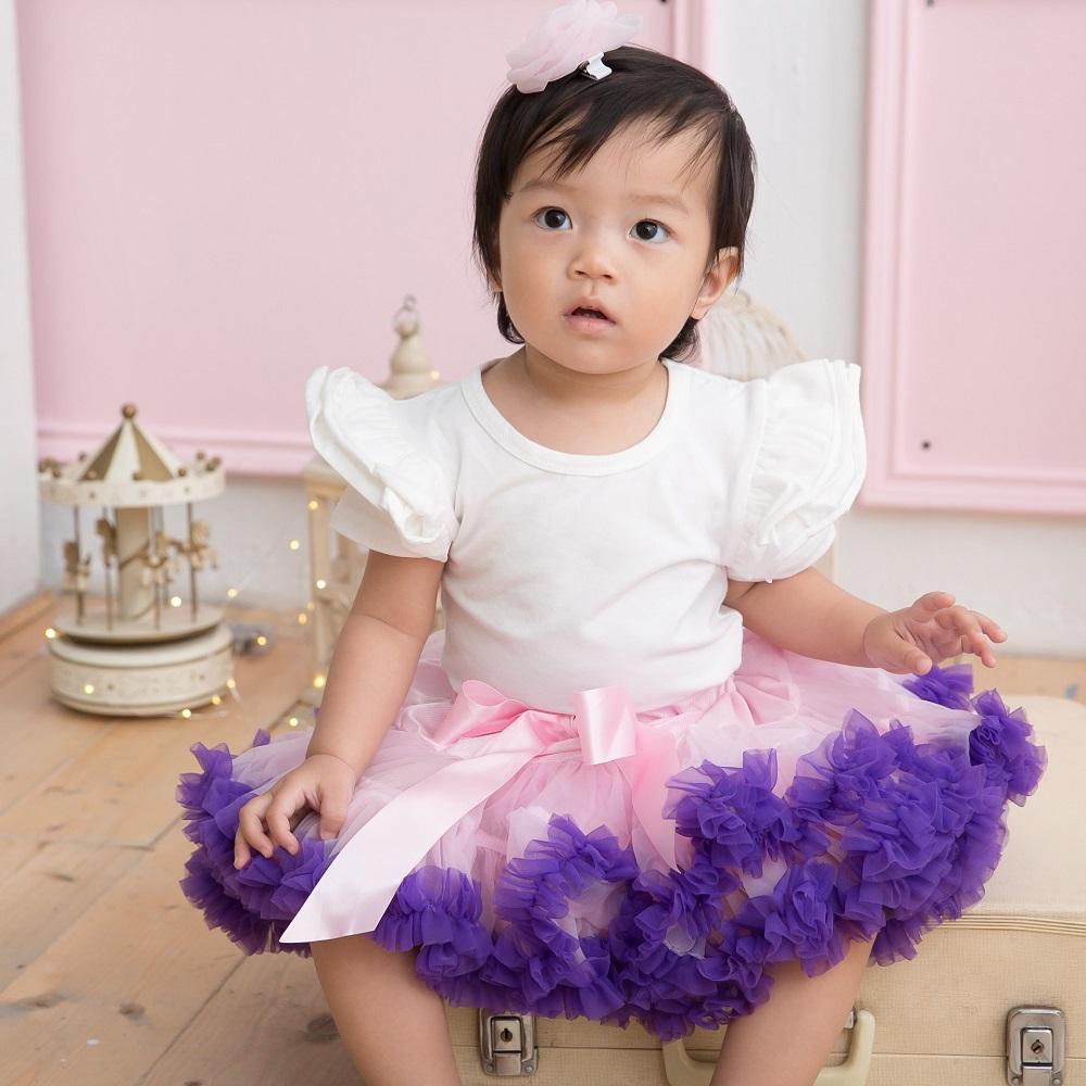 日安朵朵 女嬰童蓬蓬裙夢幻禮盒 - 葛麗特 2-4歲(90cm)