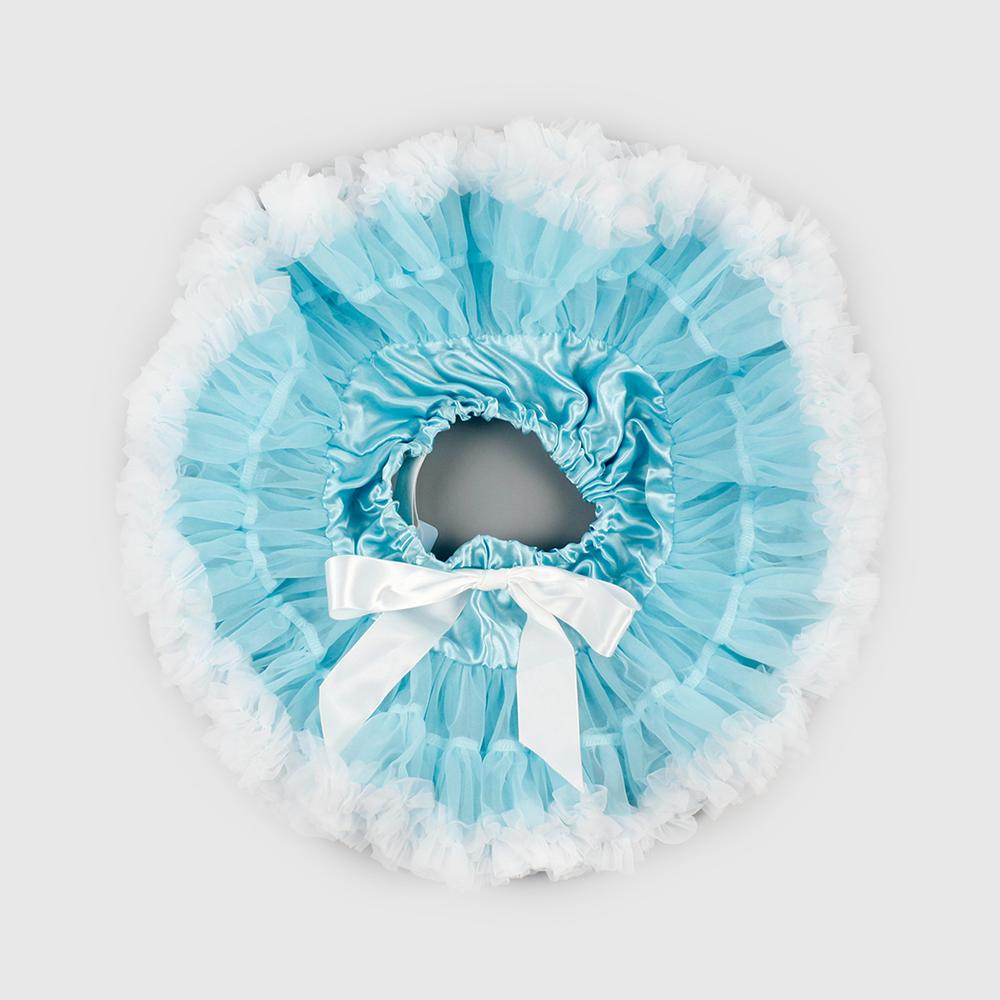 日安朵朵 女嬰童蓬蓬裙夢幻禮盒 - 冰雪奇緣 4-6歲(100cm)