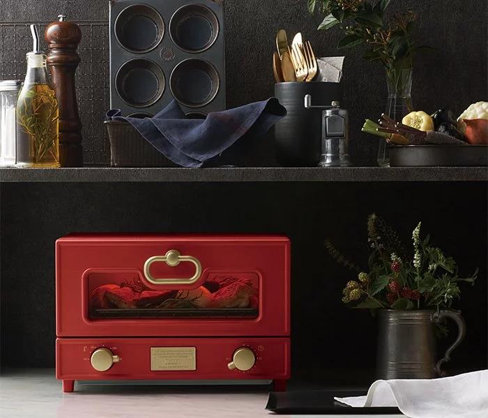 【11/1~11/30聖誕早鳥優惠】日本 Toffy Oven Toaster 電烤箱 板岩綠